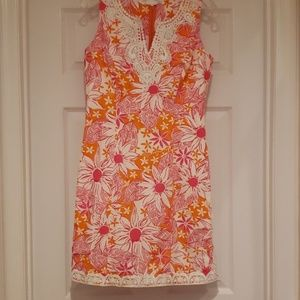 Lilly Pulitzer Mint Condition Shift Dress